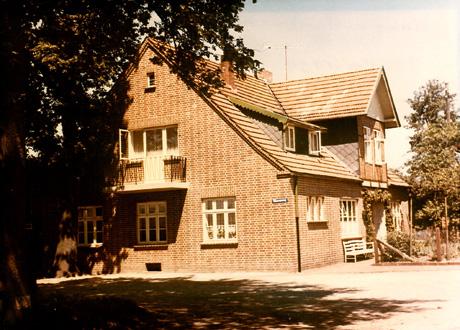 Wohnhaus mit Büro um 1960